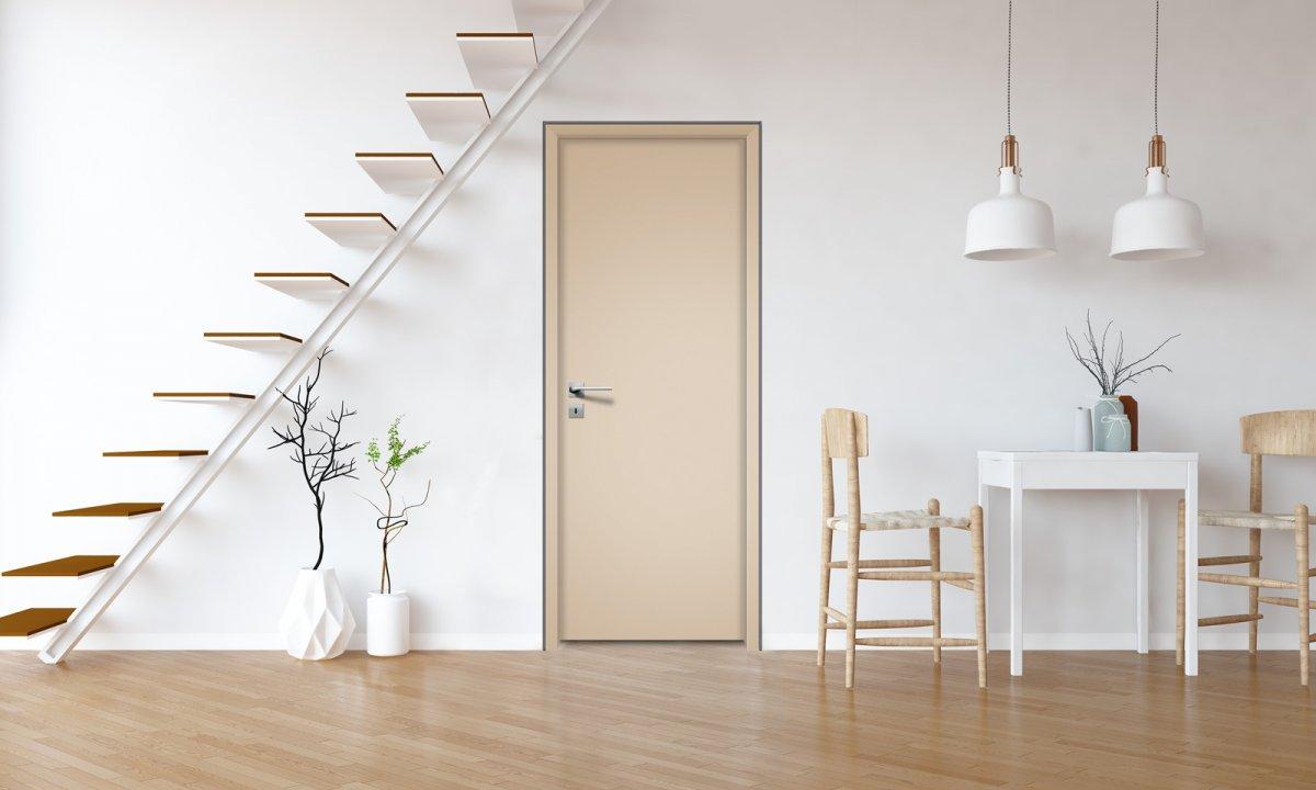 πορτα με σκοτια χωρις περβάζι