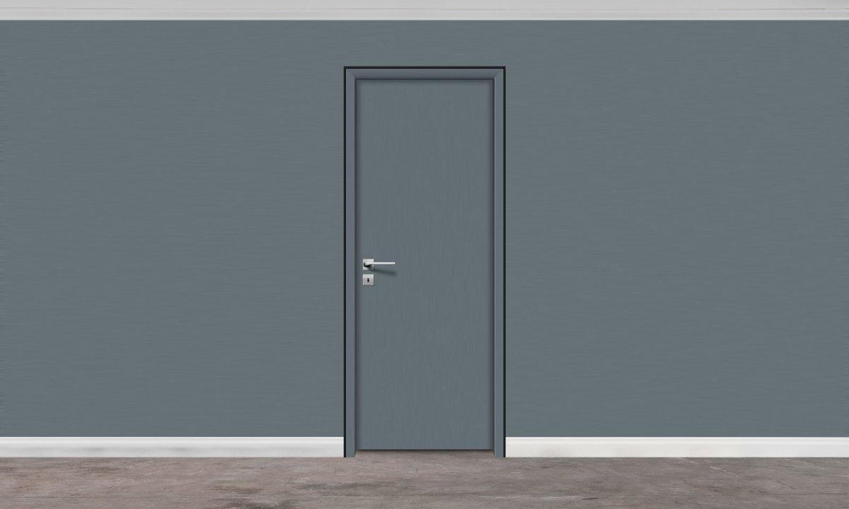 πόρτα χωρίς περβάζι
