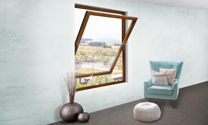 Περιστρεφόμενο ξύλινο παράθυρο της Danelis