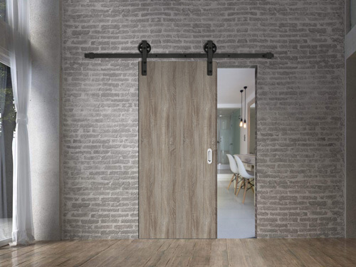 Πόρτα Αχυρώνα Laminate